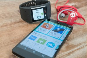 Mobile, Apps, Fitness Trackers